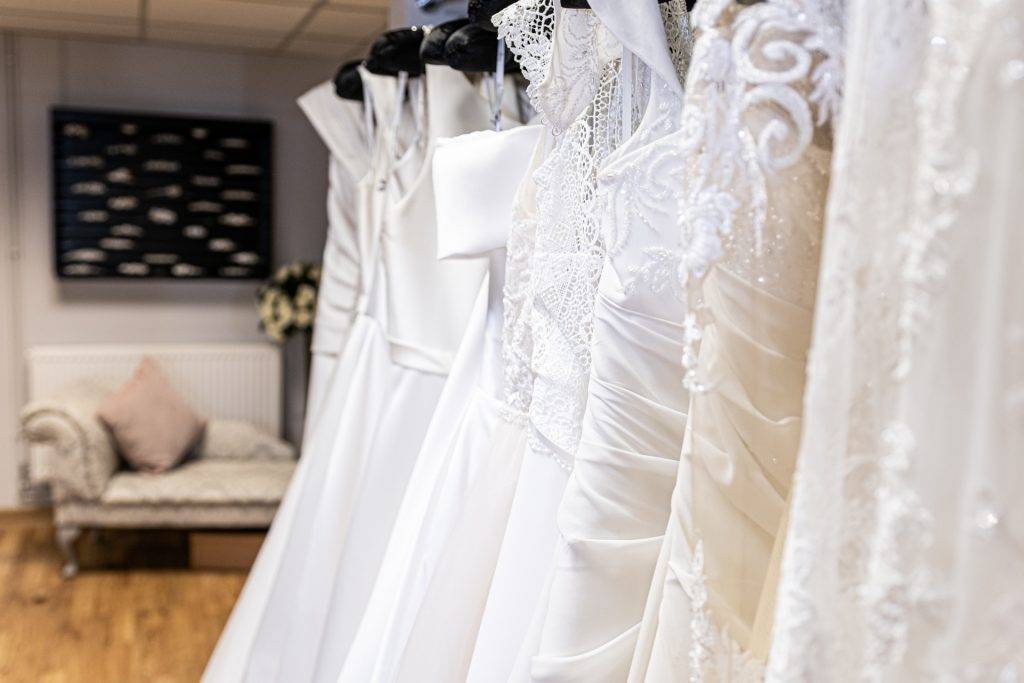 Bridal Wear - Bridal dresses in our shop