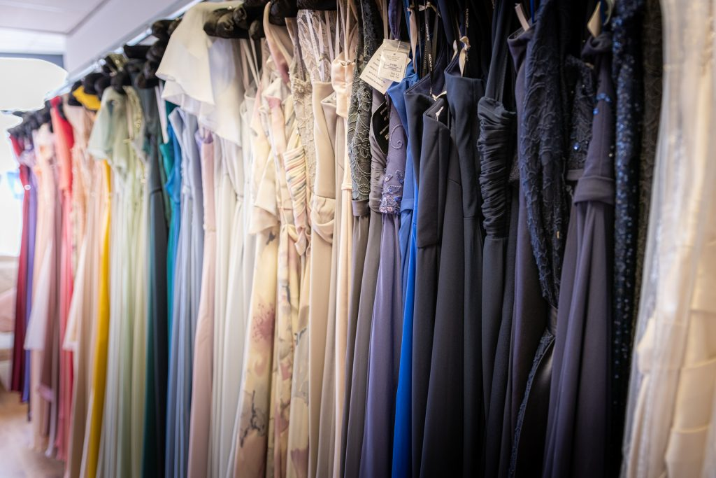 The Bridal Rooms Array of Bridesmaids Dresses